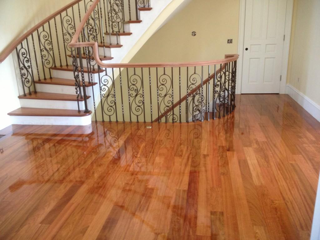 Landing 7 Staircase Wood Flooring
